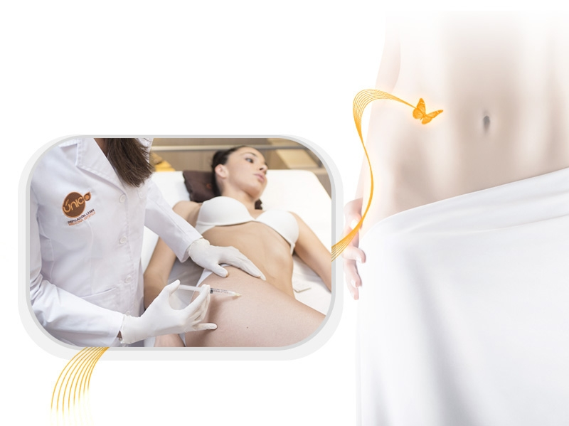 Körper Mesotherapie