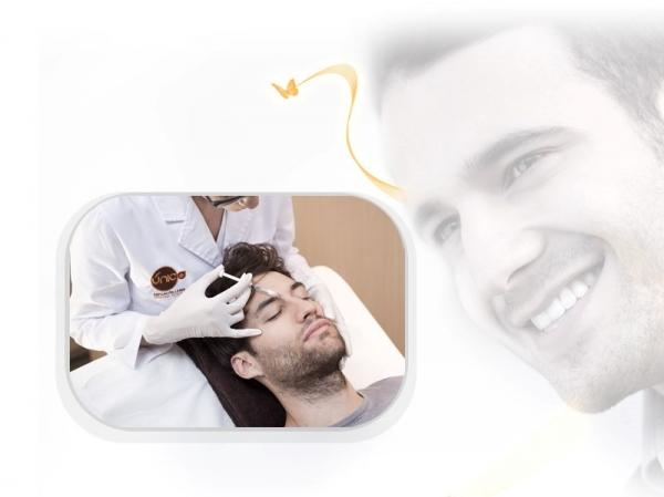 Nicht chirurgische Nasenmodellierung